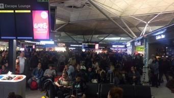 Авиасообщение через Станстед возобновлено после пожара