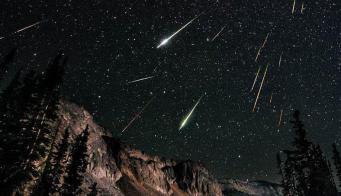 Над Великобританией пройдут метеоритные дожди