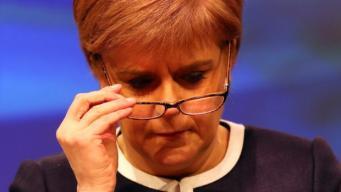 Никола Стерджен может лишиться поста лидера SNP после парламентских выборов