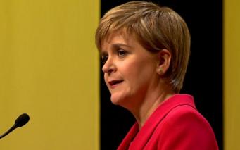 Манифест SNP: Шотландцам гарантируют повторный референдум о независимости