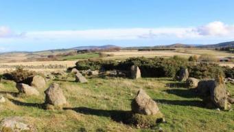 Древнее капище в Абердиншире оказалось современной подделкой