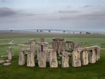 Эпидемия погубила девяносто процентов доисторического коренного населения Великобритании