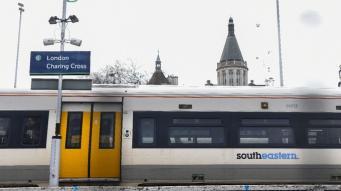 Британские железнодорожники попросили пассажиров пораньше вернуться по домам