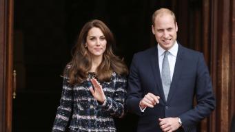 Принц Уильям и герцогиня Кейт станут «тайными послами Брекзита» фото:dailymail.co.uk