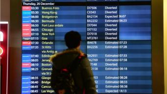 Аэропорт Гатвик  открылся после атаки дронов, - возможно, ненадолго