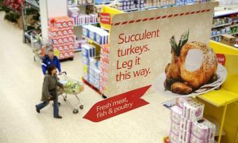 Tesco испортил Рождество сотням британских семей