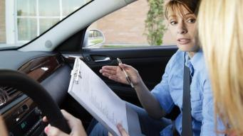 В Великобритании изменятся правила сдачи экзамена на водительские права фото:bbc