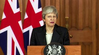 Тереза Мэй обвинила депутатов Палаты общин в кризисе Брекзита