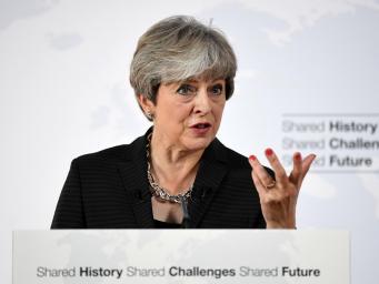 Германия и Франция отказали Великобритании в переходном соглашении