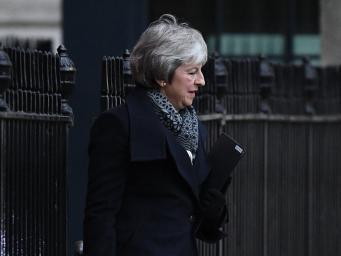 СМИ предсказали поражение Терезы Мэй в решающем голосовании по договору о Брекзите