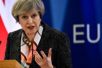 Тереза Мэй объявит Европе Брекзит  на следующей неделе