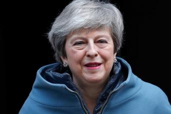 Тереза Мэй снова перенесла решающее голосование по договору о Брекзите
