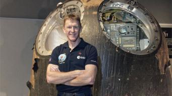 Космический аппарат Тима Пика покажут в Лондоне фото:bbc