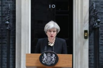 Тереза Мэй объявила новую стратегию борьбы с терроризмом в Великобритании