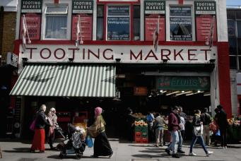 Лондонский округ назван в числе самых дружелюбных мест в мире фото:standard.co.uk
