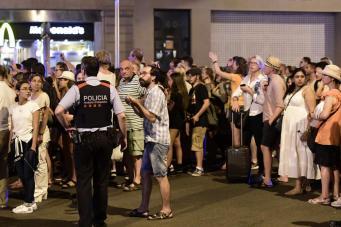 Британский МИД подготовил рекомендации для туристов в связи с терактами в Каталонии