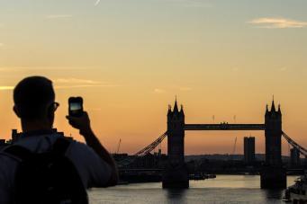 Прогноз погоды на выходные: Испанцы позавидуют Лондону фото:standard.co.uk