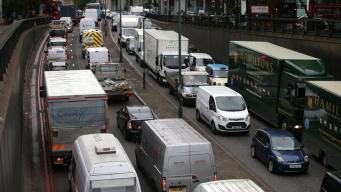 В центральных районах Лондона ограничат скоростной режим