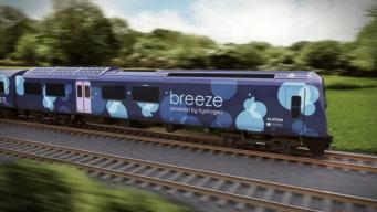 Великобритания поменяет дизельные локомотивы на поезда на водородном топливе