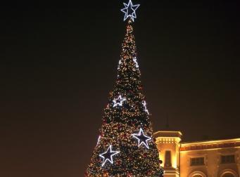 MetOffice уточнил прогноз погоды на Рождество