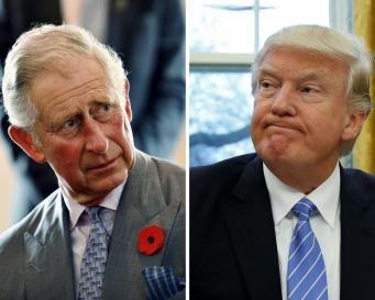 Принц Чарльз дал согласие на встречу с Дональдом Трампом