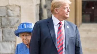 Пускать ли Трампа в британский Парламент, – поспорили спикеры