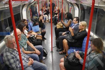Мэрия Лондона обеспечит полный охват метрополитена связью 4G фото:standard.co.uk