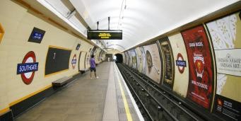 Полиция арестовала подозреваемого во взрыве на станции метро Southgate
