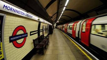 Воздух в лондонском метро в пятьдесят раз грязнее, чем на оживленных магистралях