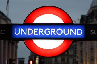Лондонскому метро исполнилось 155 лет
