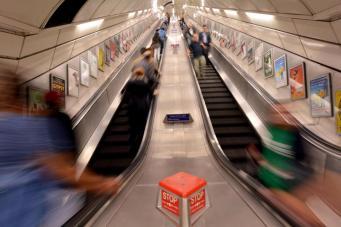 Станция Charing Cross включена в ночную схему лондонского метро фото:standard.co.uk