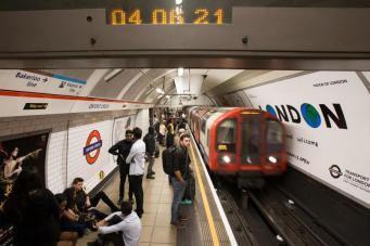 Забастовка лондонского метро: все, что нужно знать пассажирам фото:standard.co.uk