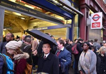 План забастовки машинистов на линии метро Jubilee остается в силе