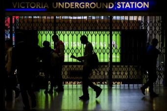 Зона 1 лондонского метро будет заблокирована забастовкой фото:standard.co.uk