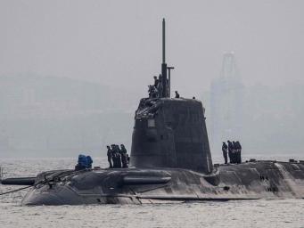 Боевые подлодки британского флота оказались выведены из строя фото:independent.co.uk