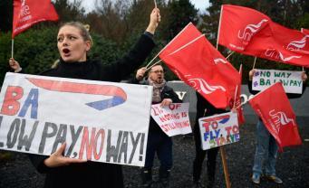 Новая забастовка летного персонала British Airways: почему стороны не могут договориться фото:independent.co.uk