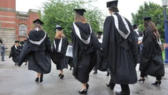 В британских университетах появятся программы ускоренного высшего образования фото:bbc