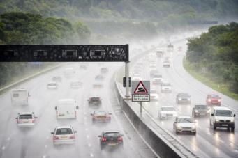 Жителей Лондона предупредили о неустойчивой погоде в выходные фото: standard.co.uk