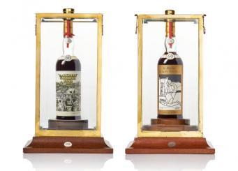 Скотч за миллион: шотландский виски продан по рекордной цене в Гонконге