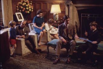 Телеканал Channel 4 отмечает столетие королевской династии Виндзор