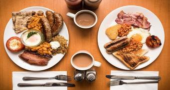 Ученые предложили новый полноценный английский завтрак