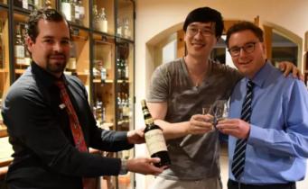 Самая дорогая бутылка шотландского виски оказалась подделкой
