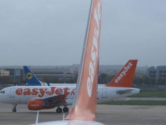 Самолеn EasyJet
