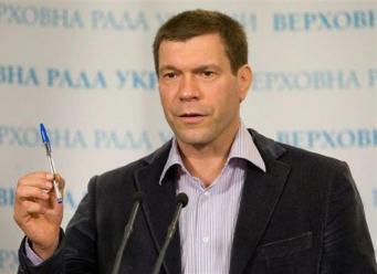 Олег Царев, кандидат на пост президента Украины, народный депутат