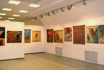 Выставка в Лондоне