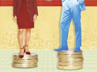 разница в уровне зарплат мужчин и женщин