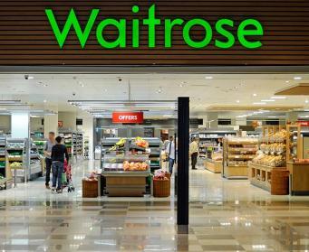 супермаркет Waitrose