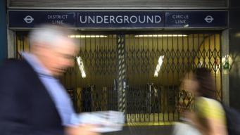 Лондонское метро не закроют на 3 дня
