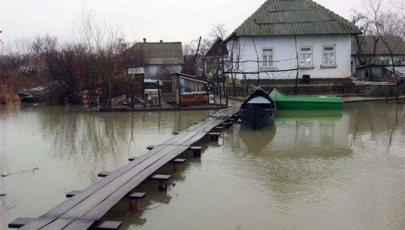 Наводнение во Львовской области
