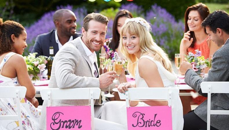 выездная церемония бракосочетания